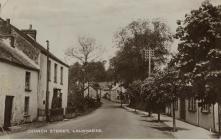Church Street Laugharne