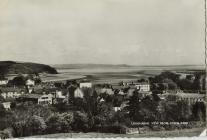 Laugharne from Town Park