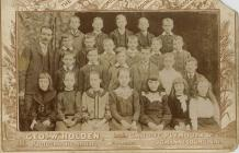 Laugharne School 1902/03?
