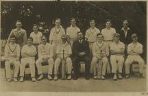 Laugharne Cricket Team