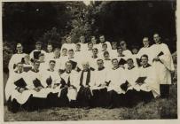 St Martin's Church Choir, Laugharne