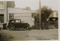Benjamin Tucker's Workshop 1930s?