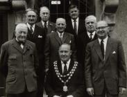 The Portreeve and Aldermen 1963