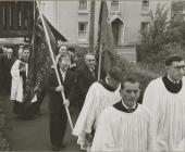 Processing to Church, Portreeve's Sunday 1963