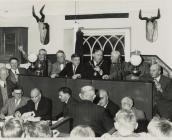 Big Court, Laugharne 1963