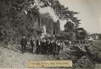 Laugharne Common Walk 1948
