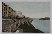 A postcard from Tenby belonging to Joseph...