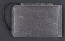 WW1 diary belonging to Alfred Reginald Price