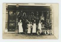 Shop in Tregaron