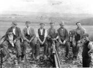 Diwrnod dipio yn Moelogan Fawr 1904