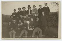 Llangeitho Dramatic Company 1914