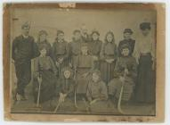 Ladies Hockey Team 1910