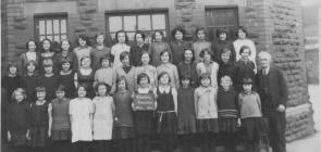 Standard 6, Willowtown Mixed School, Ebbw Vale...