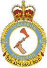 422 Squadron Crest