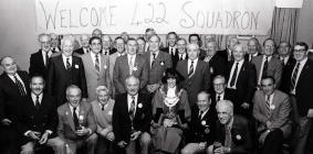 422 Squadron Reunion - Pembroke Dock, 1982