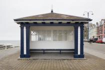 Bathrock shelter, Aberystwyth