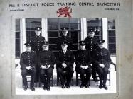 No. 8 District Police Training Centre,...
