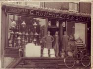 C. Humphreys & Son (later H. Einion Jones)...