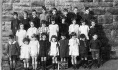 Gwynfryn School 1928