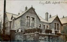 Penygelli Infants School 1907