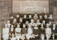 Penygelli Junior School 1908