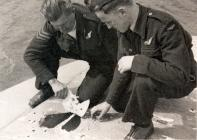 461 Squadron - Sinking of U-462