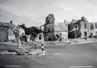 Pembroke Dock Bombing - 1940