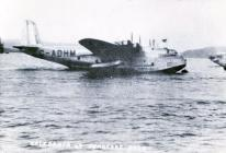 Empire Flying Boat - Caledonia