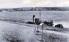 Pembroke Dock Ferry - 1919