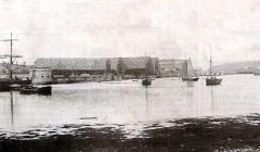 Covered Slipways at Pembroke Dock