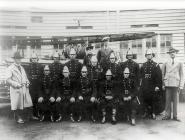 Pembroke Dock Fire Brigade - 1930's
