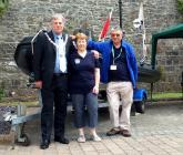 Lord Mayor of Pembroke Dock Pops In