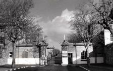 Pembroke Dock RAF Entrance 1956