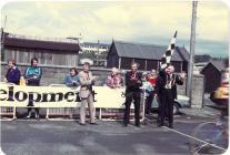 Cycle Race in Aberystwyth 1983