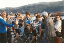 Finish of the Aberystwyth Kemesse