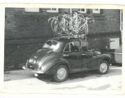 Ystwyth Cycle Club Team Car 1967/68