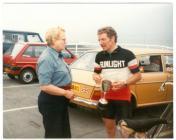 Tour of Mid Wales Road Race winner 1982