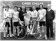 Ystwyth Cycle Club Team 1990