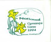 Logo for Bellevue Welsh National Gymanfa Ganu 1994