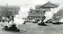 Defensible Barracks - 1987