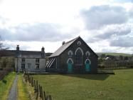 Welsh Calvinistic Methodist Chapel in Staylittle