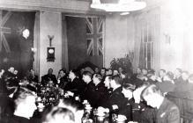 ANZAC Dinner, Pembroke Dock - 1944