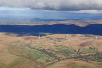 Mynydd y Betws windfarm