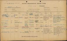John Thomas grave report - Bangor Glanadda...