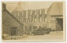 Cambrian Mills Dre-fach  Fire 1919