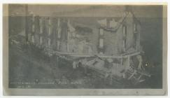 Tan Ffatri Dyffryn Felindre 1923