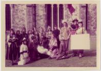 Pageant in St Davids