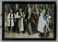 Eglwys St Barnabas, Felindre: gorymdaith