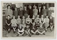 Penboyr School pupils 1959