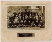 Disgyblion Ysgol Penboyr 1938